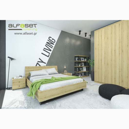 EVE DOUBLE BED