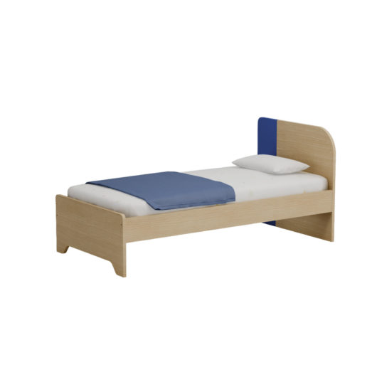 DUOMO BED BLUE