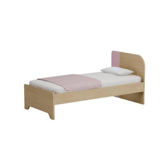 DUOMO BED LILAC