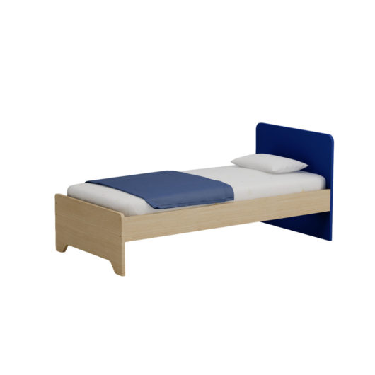 ECOND BED BLUE