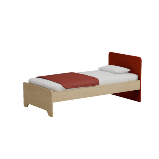 ECOND BED RED
