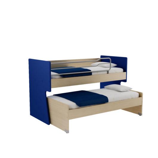 KOUKET BED BLUE 3