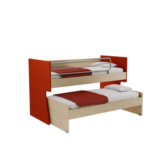 KOUKET BED RED 3