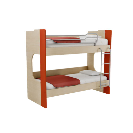 MAVIN BED RED