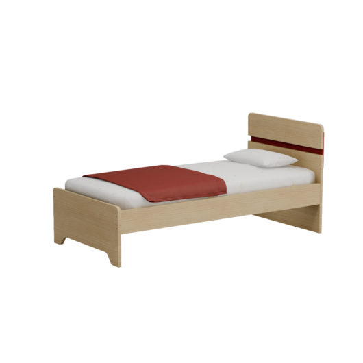 NEWRAVE BED RED