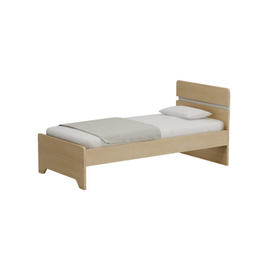 NEWRAVE BED WHITE