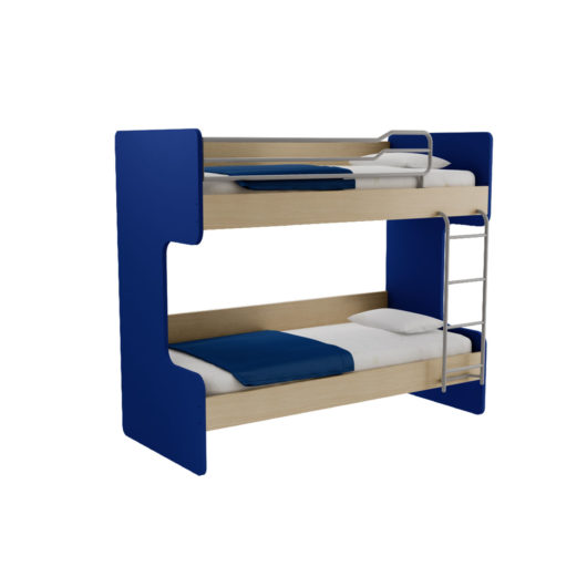 OBIN BED BLUE