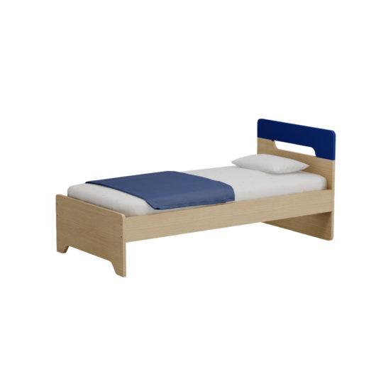PALMAT BED BLUE
