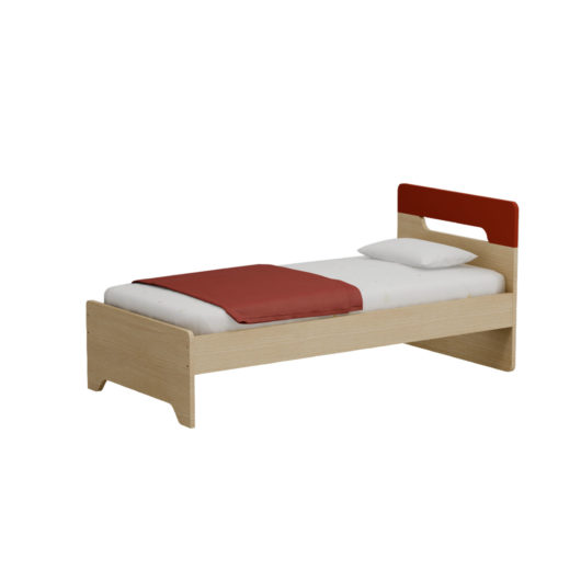 PALMAT BED RED