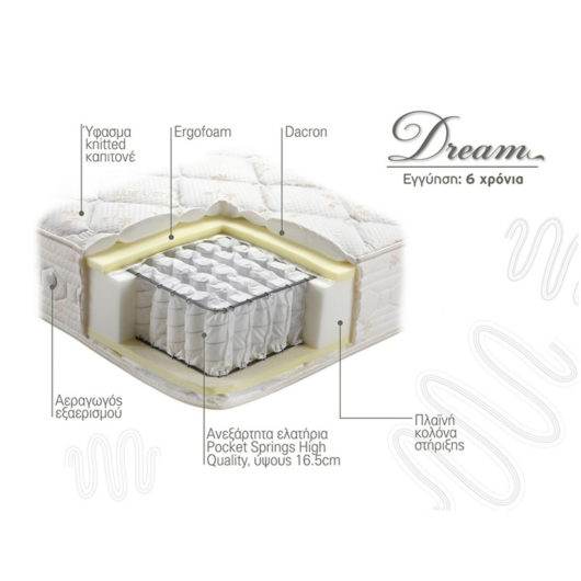 LINEA STOM DREAM INFO
